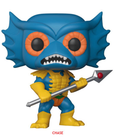 Masters of the Universe Merman Pop! Vinyl Figure #564 - Chase Edition