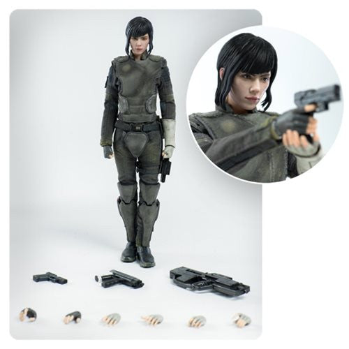 Ghost in the Shell Movie Major 1:6 Scale Action Figure