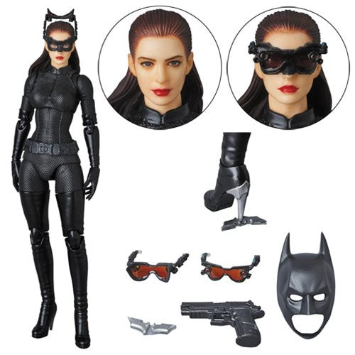 Batman Dark Knight Rises Selina Kyle 2nd Version MAEFX Action Figure
