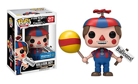 Five Nights at Freddy's Balloon Boy POP! Vinyl Walmart Exclusive