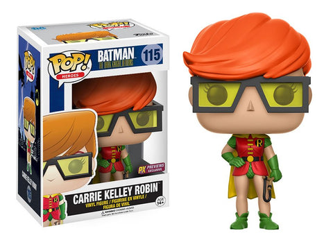 Batman: The Dark Knight Returns Carrie Kelly Robin Pop! Vinyl Figure - Previews Exclusive