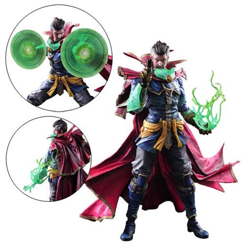 Doctor Strange Variant Play Arts Kai Action Figure