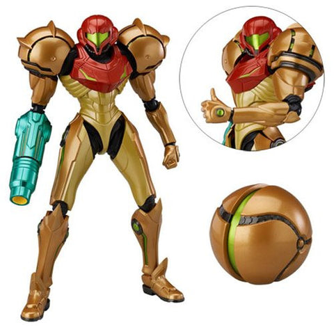 Metroid Prime 3: Corruption Samus Aran Figma Action Figure [Pre-order]