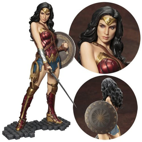Wonder Woman Movie Wonder Woman ArtFX Statue