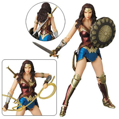 Wonder Woman Movie MAFEX Action Figure [Pre-order]
