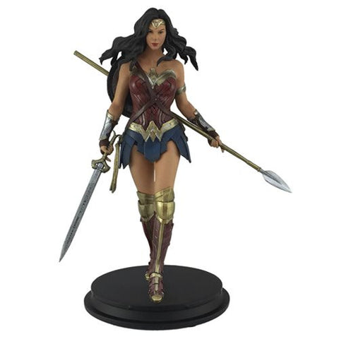 Wonder Woman Movie Standing Statue