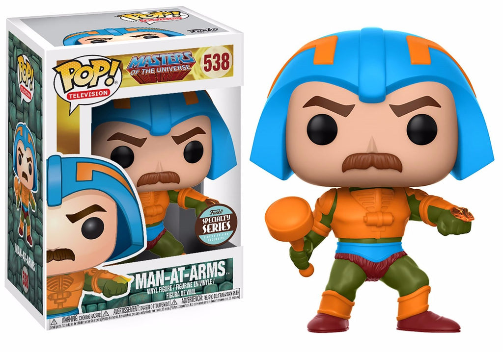 Masters of the Universe Man at Arms POP! Vinyl Figure - Specialty Series