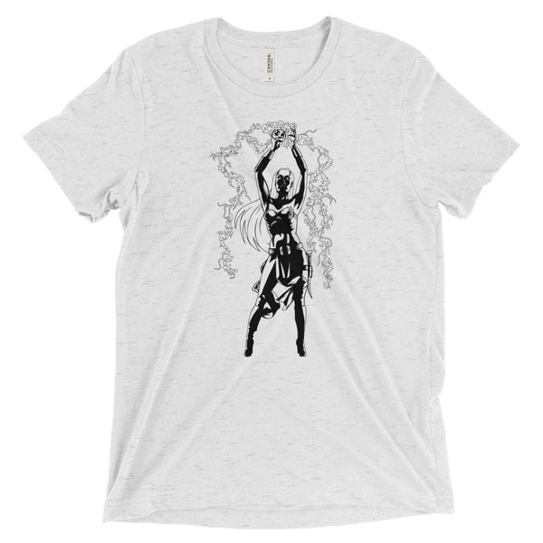 Vendarra the Sorceress Short Sleeve T-Shirt