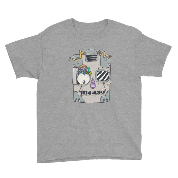Leonard the Robot Youth Short Sleeve T-Shirt