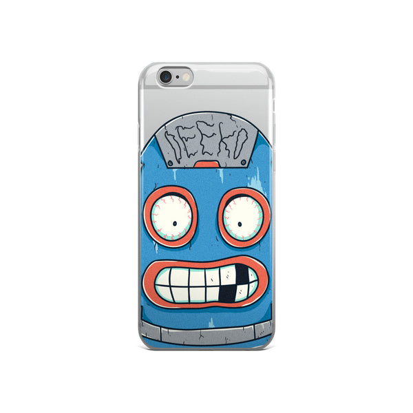Harold the Robot iPhone case - Deeko - 3