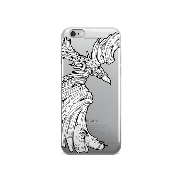 P.O.E. the Raven iPhone case - Deeko - 3