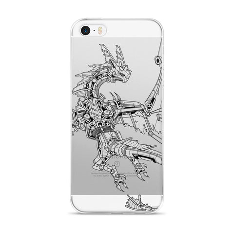 Blackwell the Dragon iPhone case - Deeko - 1
