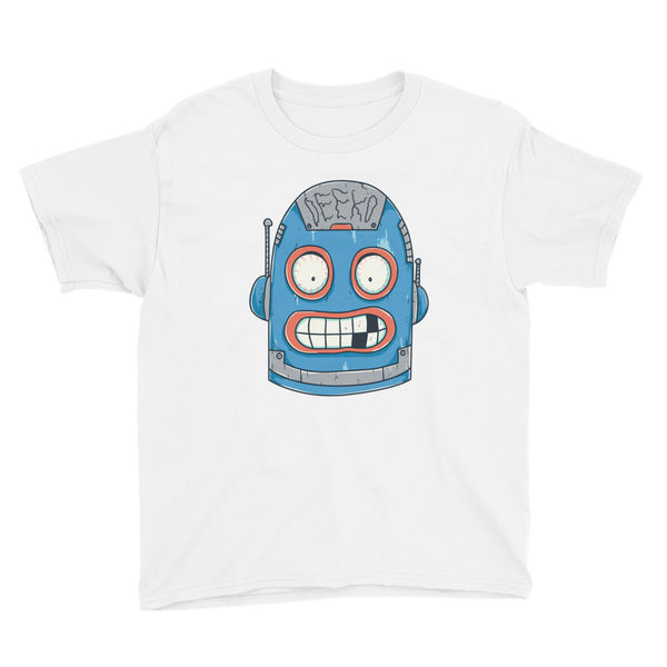 Harold the Robot Youth Short Sleeve T-Shirt