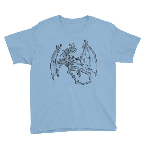 Blackwell the Dragon Youth Short Sleeve T-Shirt