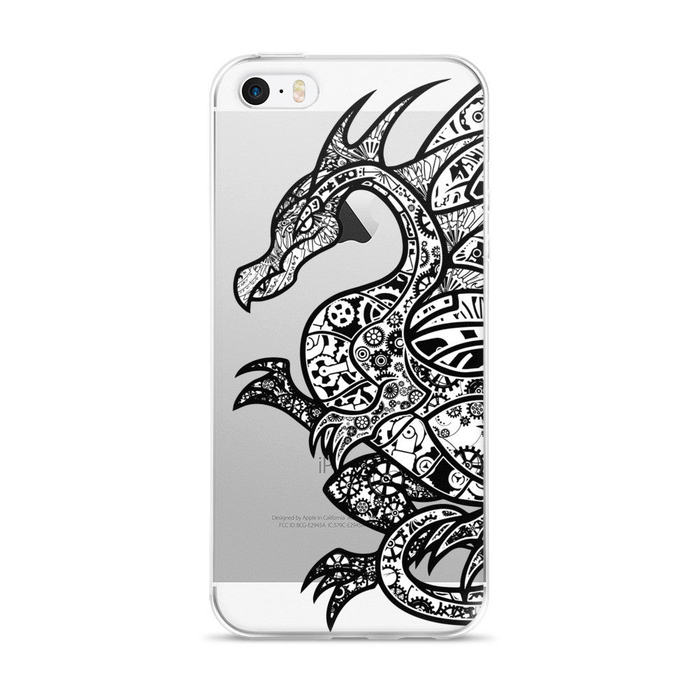 Volandis the Dragon iPhone case - Deeko - 2