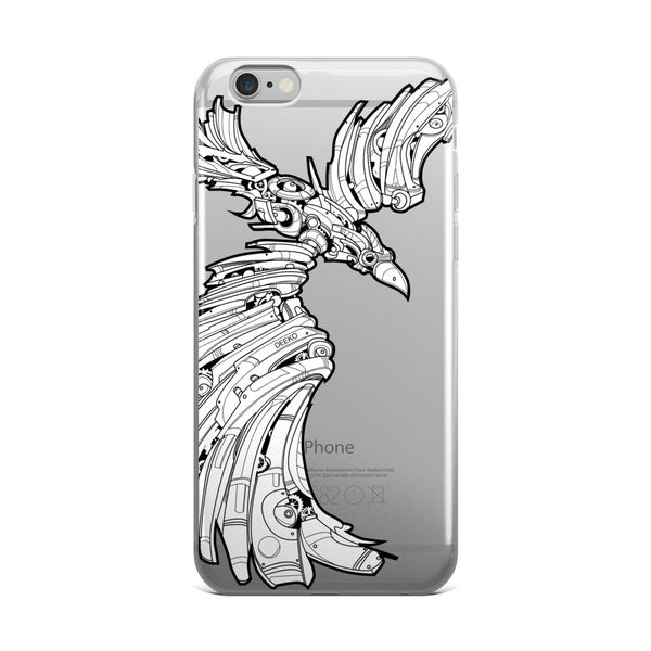 P.O.E. the Raven iPhone case - Deeko - 2