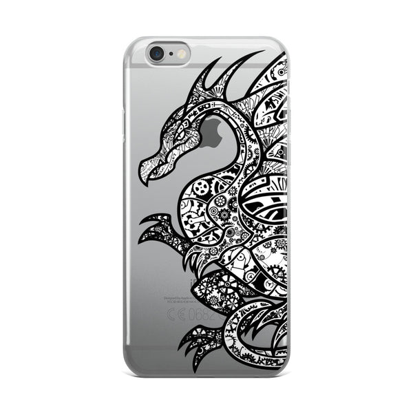 Volandis the Dragon iPhone case - Deeko - 1