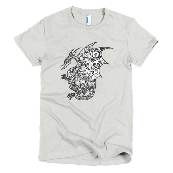 Volandis the Dragon Women's T-Shirt - Deeko - 4