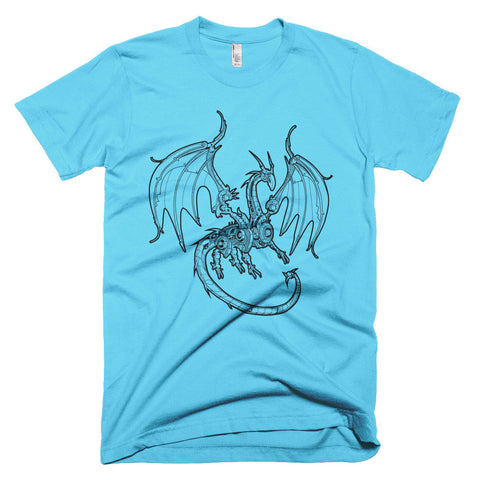 Redgrave the Dragon T-Shirt - Deeko