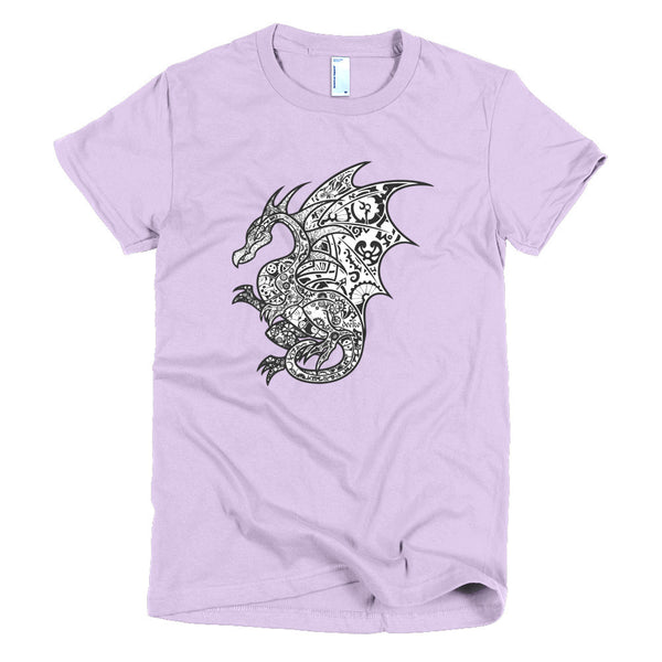 Volandis the Dragon Women's T-Shirt - Deeko - 5