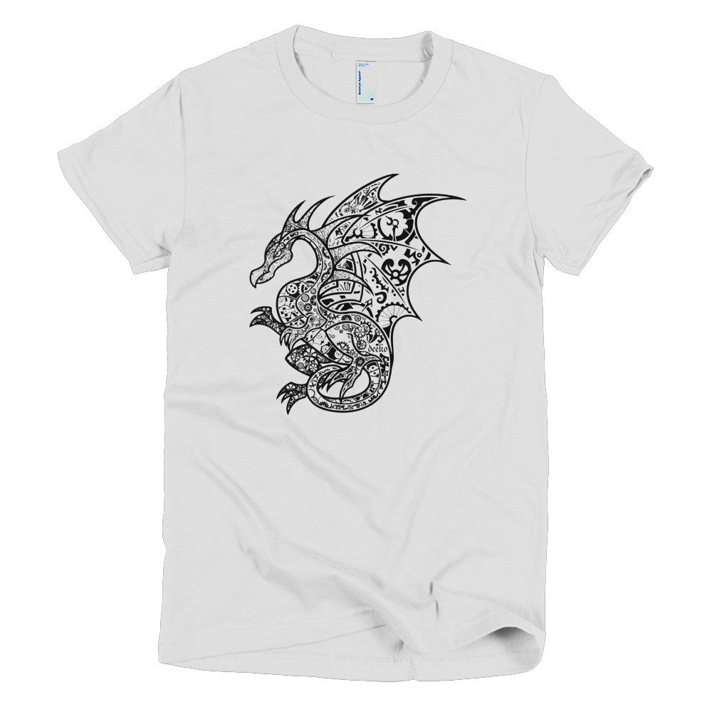 Volandis the Dragon Women's T-Shirt - Deeko - 2