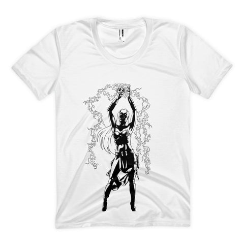 Vendarra the Sorceress Women's T-Shirt - Deeko