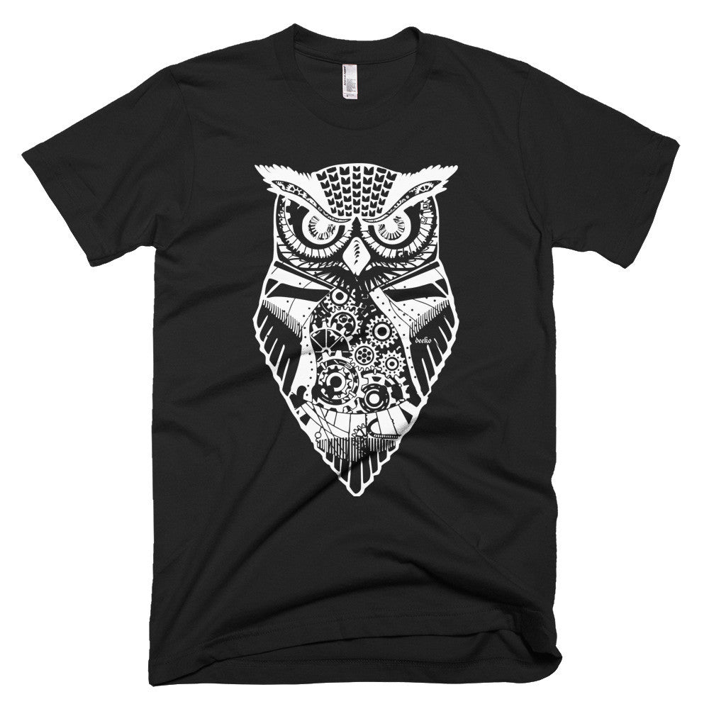 Eldwin the Owl T-Shirt - Deeko