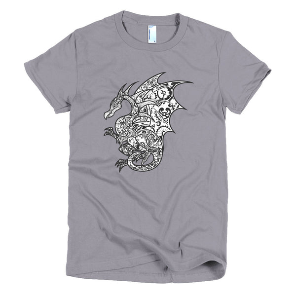 Volandis the Dragon Women's T-Shirt - Deeko - 1