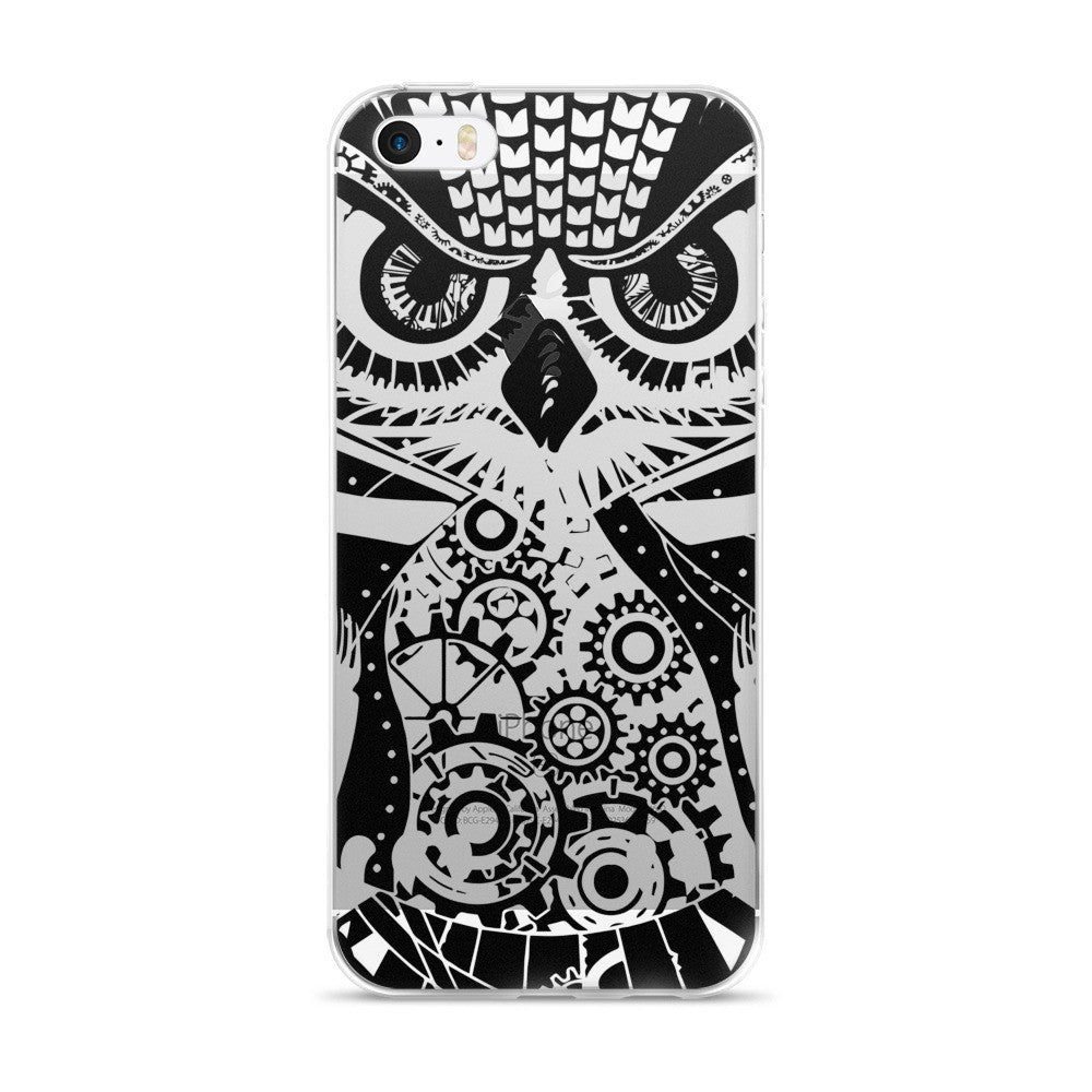 Eldwin the Owl iPhone case - Deeko