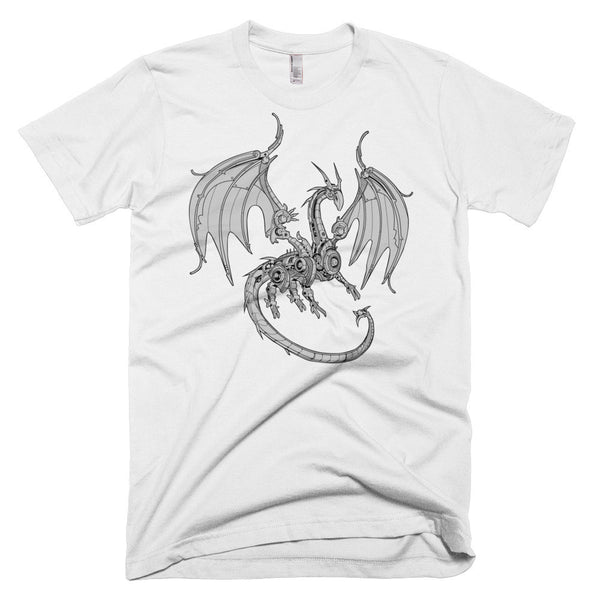 Redgrave the Dragon - Gray Dawn Series T-Shirt - Deeko - 2