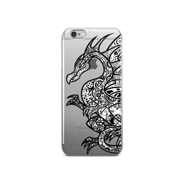 Volandis the Dragon iPhone case - Deeko - 3