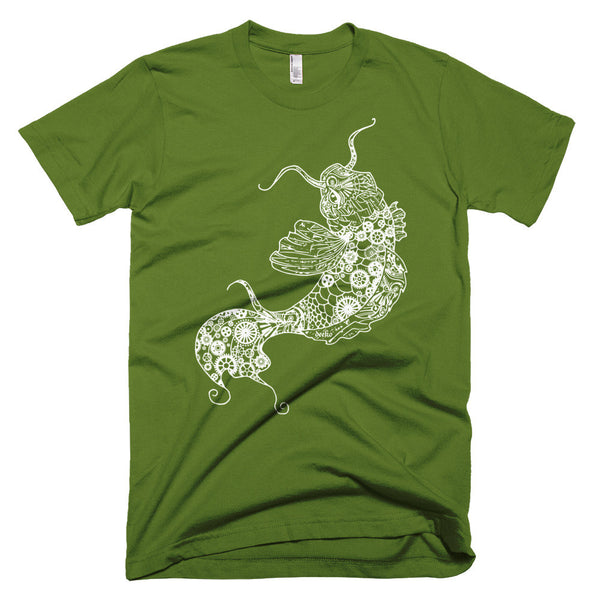Huan the Koi Fish T-Shirt - Deeko