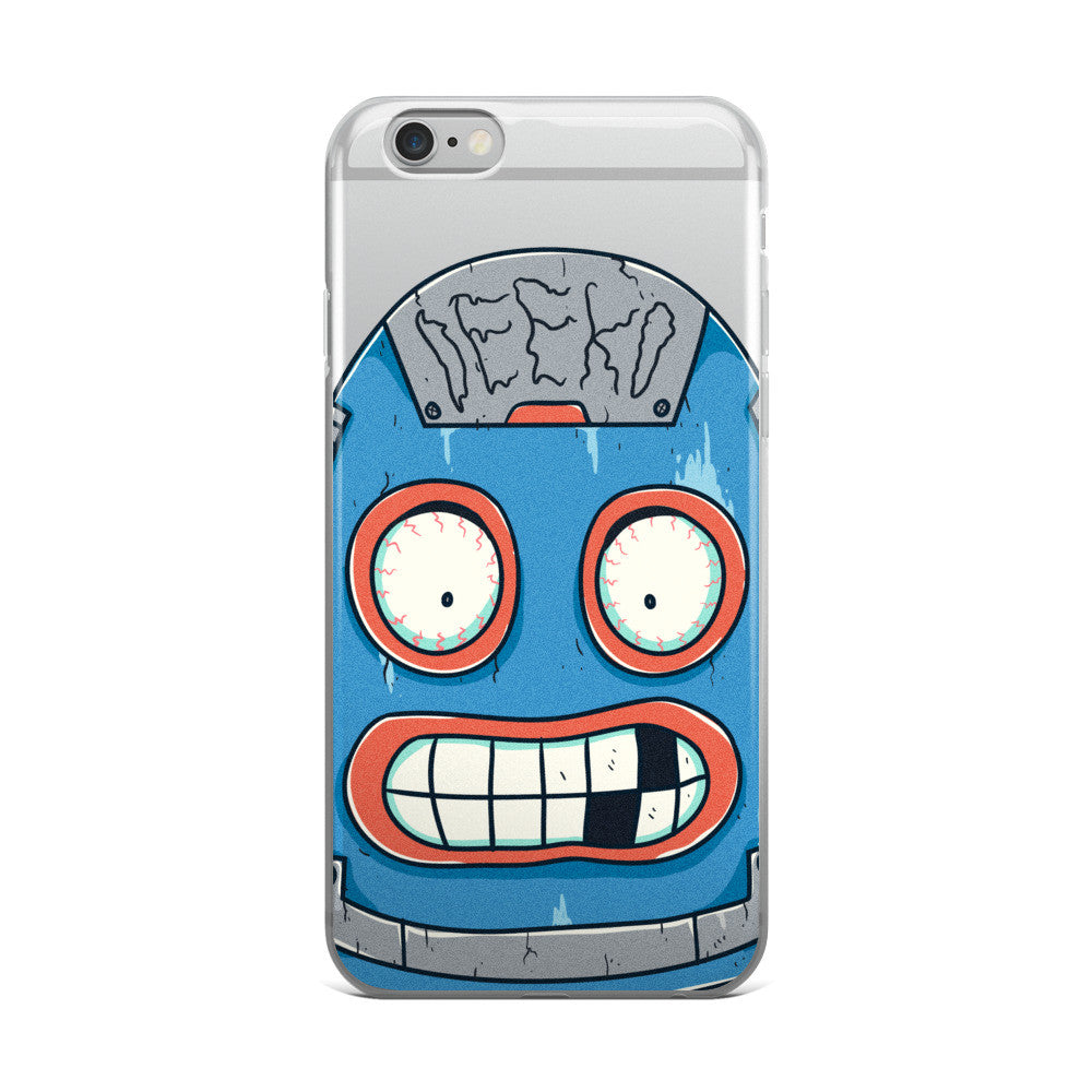 Harold the Robot iPhone case - Deeko - 2