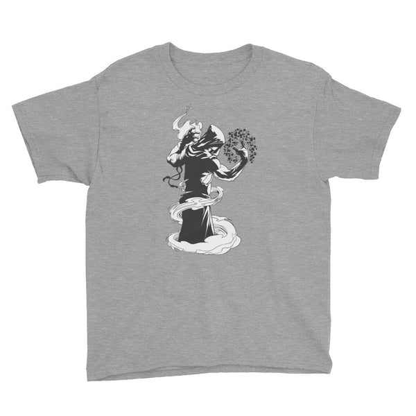 Zekliv the Mage Youth Short Sleeve T-Shirt