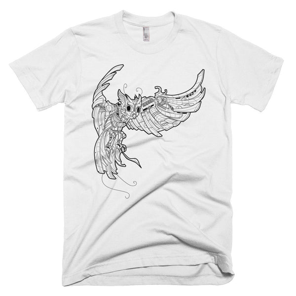Nascha the Owl T-Shirt - Deeko - 2