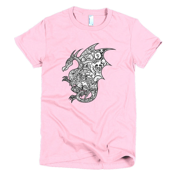 Volandis the Dragon Women's T-Shirt - Deeko - 7