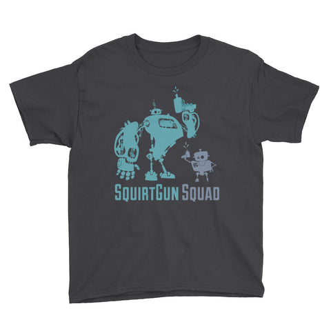SquirtGun Squad Youth Short Sleeve T-Shirt