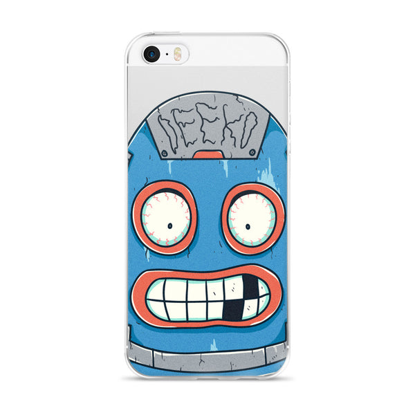 Harold the Robot iPhone case - Deeko - 1