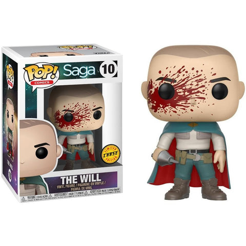 Saga The Will Pop! Vinyl Figure #10 Chase Edition