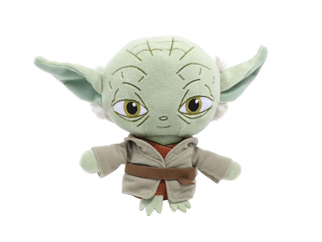 Funko Star Wars Yoda 8 Inch Plush