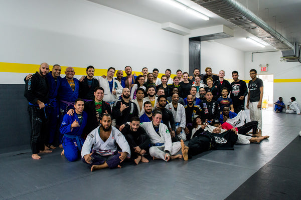 SRC 49 - Secret Open Mat @ The Dojo NYC