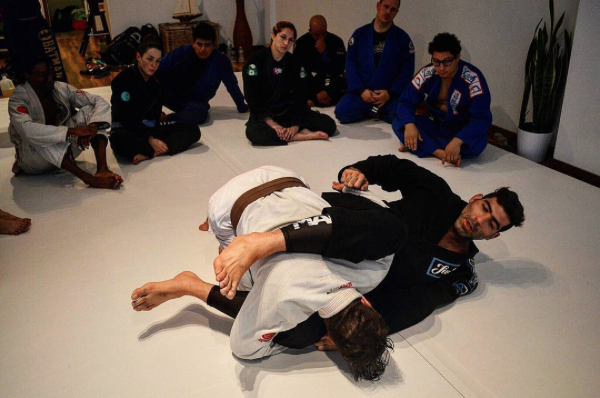 SRC 47 - Secret Roll Club Open Mat @ The Grappling Club NYC