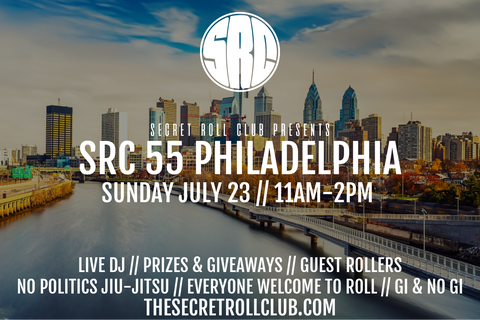 SRC 55 Secret Jiu-Jitsu Event: Philadelphia (Jul 23)