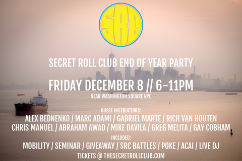 SRC End of Year Party (Dec 8)
