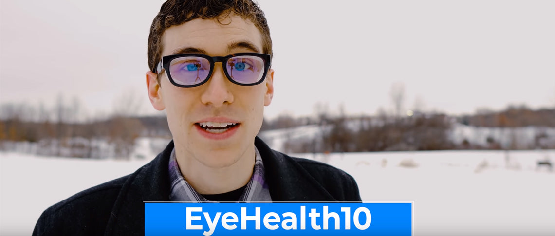 Ziena Dry Eye Glasses Featured On YouTube w/ Doctor Eye Health