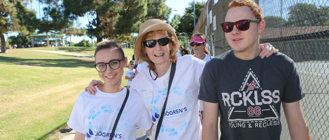 Los Angeles Walk For Sjogren's 2019