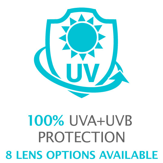 Ziena Dry Eye Glasses 100% UV Protection