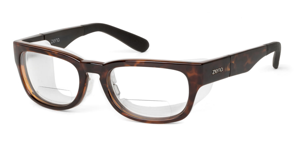 Kai | Bifocal - Ziena Dry Eye Eyewear - Wind & Air Protection