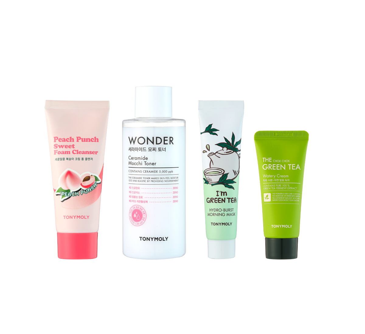4 Steps For Glowing Skin Set