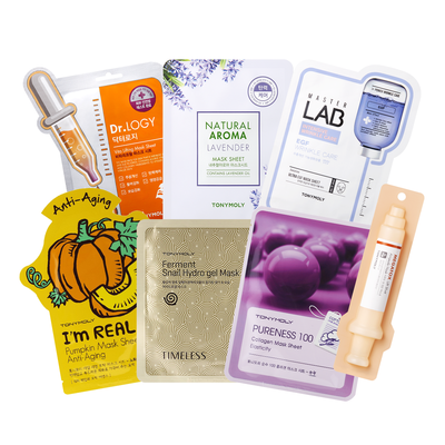 7 Mask Set (for Aging Skin)